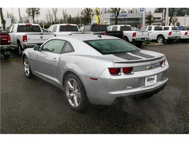 2010 Chevrolet Camaro SS (Stk: J216543A) in Abbotsford - Image 5 of 21