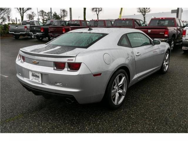 2010 Chevrolet Camaro SS (Stk: J216543A) in Abbotsford - Image 7 of 21