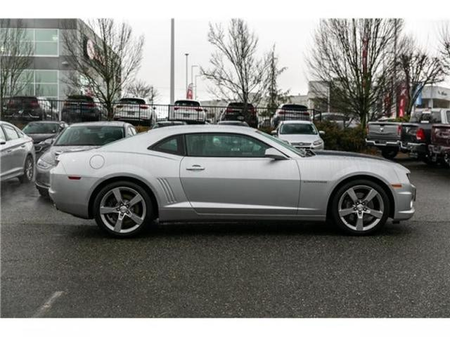 2010 Chevrolet Camaro SS (Stk: J216543A) in Abbotsford - Image 8 of 21