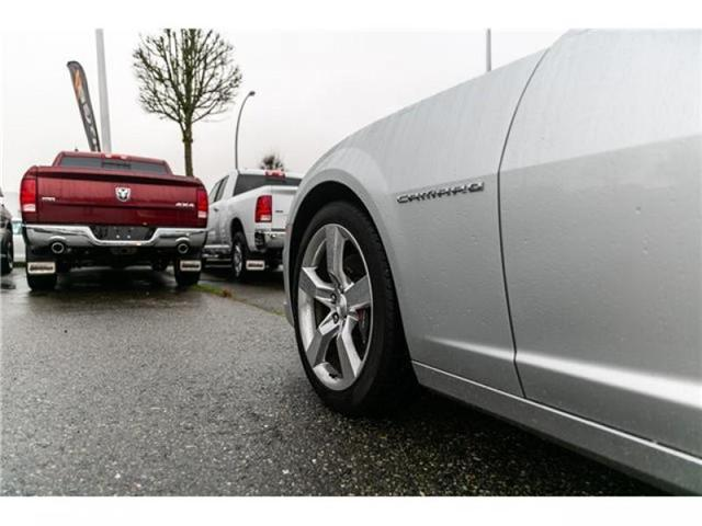 2010 Chevrolet Camaro SS (Stk: J216543A) in Abbotsford - Image 13 of 21