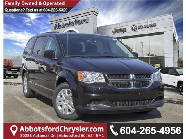2017 Dodge Grand Caravan CVP/SXT (Stk: AG0751) in Abbotsford - Image 1 of 24