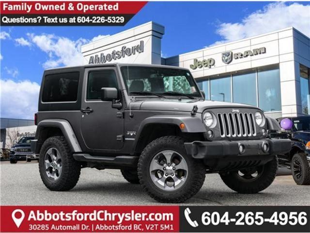 2016 Jeep Wrangler Sahara (Stk: AG0904A) in Abbotsford - Image 1 of 19