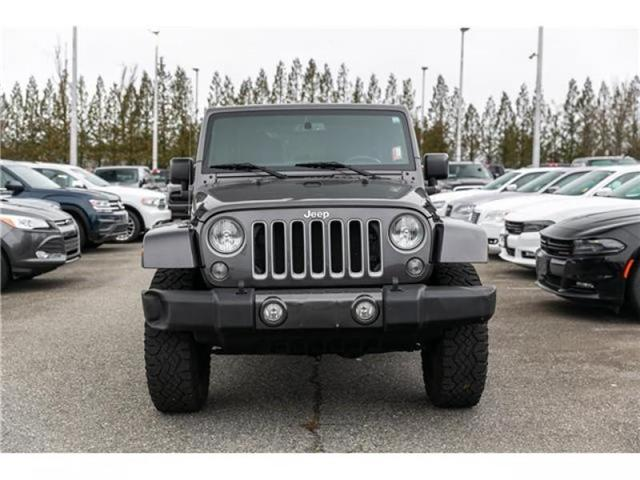 2016 Jeep Wrangler Sahara (Stk: AG0904A) in Abbotsford - Image 2 of 19