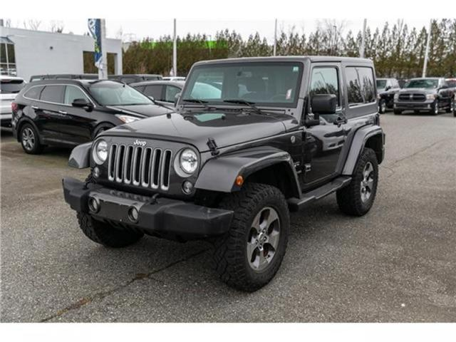 2016 Jeep Wrangler Sahara (Stk: AG0904A) in Abbotsford - Image 3 of 19