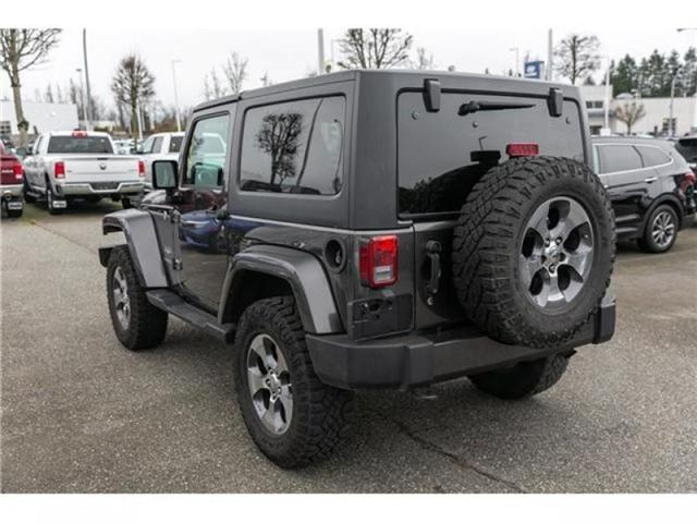 2016 Jeep Wrangler Sahara (Stk: AG0904A) in Abbotsford - Image 5 of 19
