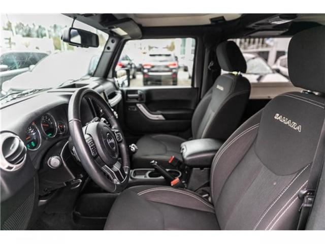 2016 Jeep Wrangler Sahara (Stk: AG0904A) in Abbotsford - Image 13 of 19