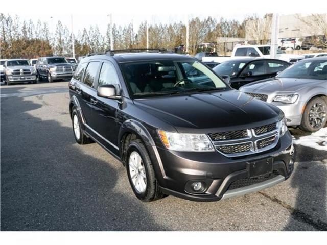 2016 Dodge Journey SXT/Limited (Stk: J302712A) in Abbotsford - Image 9 of 23