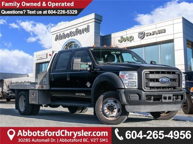 2011 Ford F-550 Chassis  (Stk: J318930A) in Abbotsford - Image 1 of 20