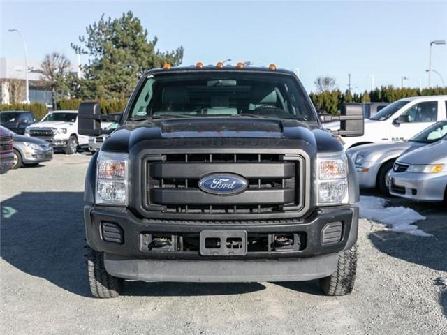 2011 Ford F-550 Chassis  (Stk: J318930A) in Abbotsford - Image 2 of 20