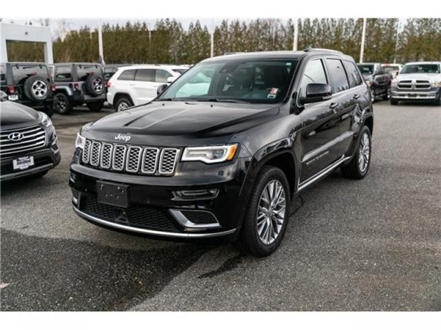 2018 Jeep Grand Cherokee Summit (Stk: AG0912A) in Abbotsford - Image 3 of 24