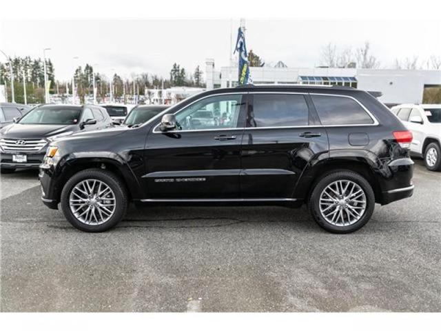 2018 Jeep Grand Cherokee Summit (Stk: AG0912A) in Abbotsford - Image 4 of 24
