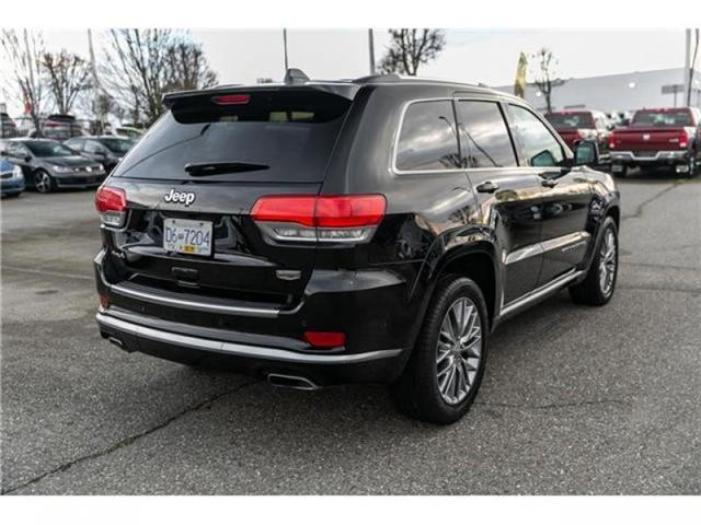 2018 Jeep Grand Cherokee Summit (Stk: AG0912A) in Abbotsford - Image 7 of 24