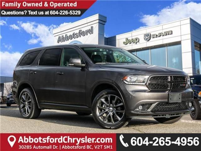 2018 Dodge Durango GT (Stk: AB0812) in Abbotsford - Image 1 of 21
