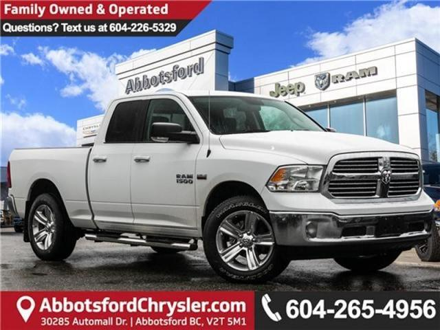 2017 RAM 1500 SLT (Stk: AG0801) in Abbotsford - Image 1 of 24