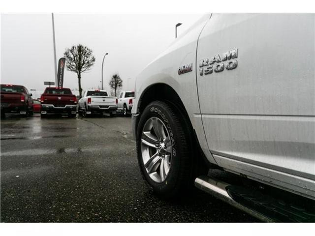 2017 RAM 1500 SLT (Stk: AG0801) in Abbotsford - Image 14 of 24