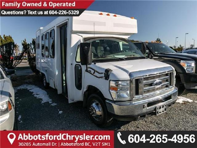 2008 Ford E-450 Cutaway Base (Stk: J277325B) in Abbotsford - Image 1 of 1
