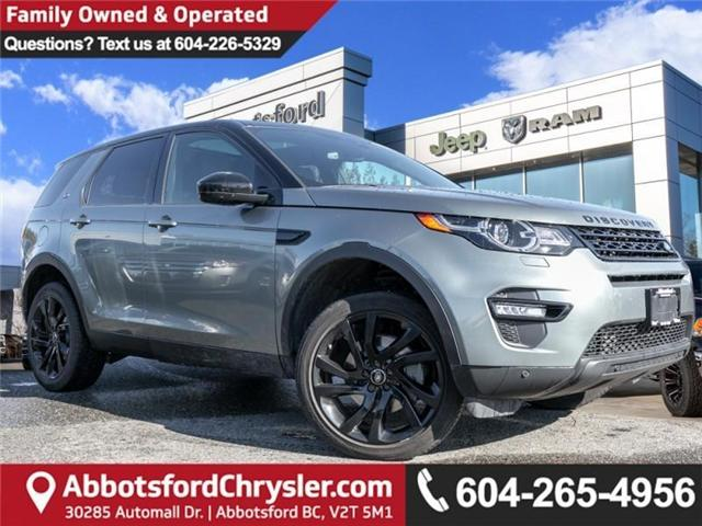 2016 Land Rover Discovery Sport HSE (Stk: K361950A) in Abbotsford - Image 1 of 24