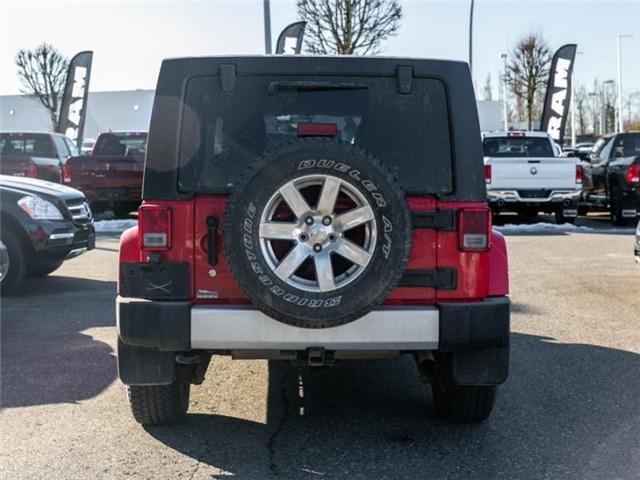 2015 Jeep Wrangler Unlimited Sahara (Stk: K565309A) in Abbotsford - Image 6 of 23