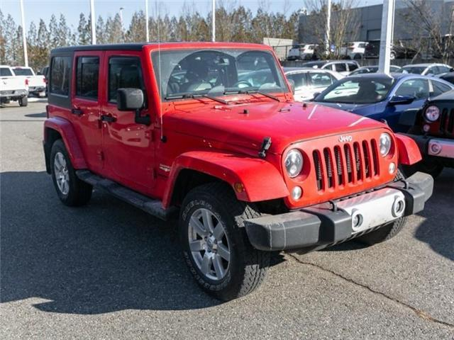 2015 Jeep Wrangler Unlimited Sahara (Stk: K565309A) in Abbotsford - Image 9 of 23