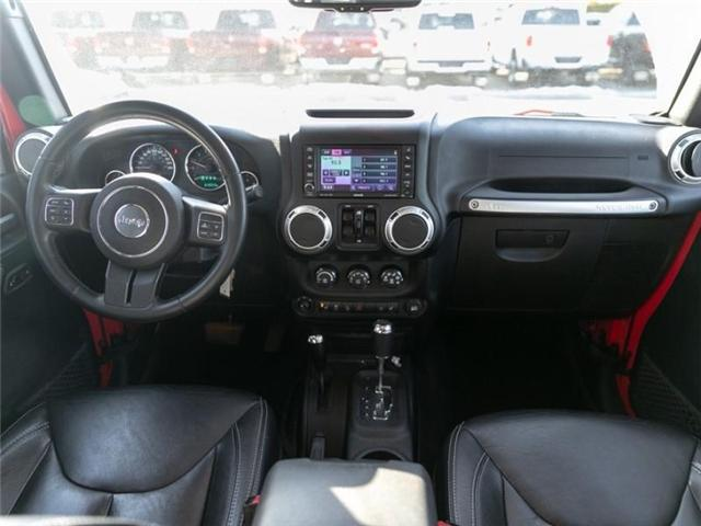 2015 Jeep Wrangler Unlimited Sahara (Stk: K565309A) in Abbotsford - Image 14 of 23