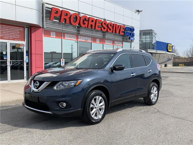 2015 Nissan Rogue SV (Stk: FC825218) in Sarnia - Image 1 of 25