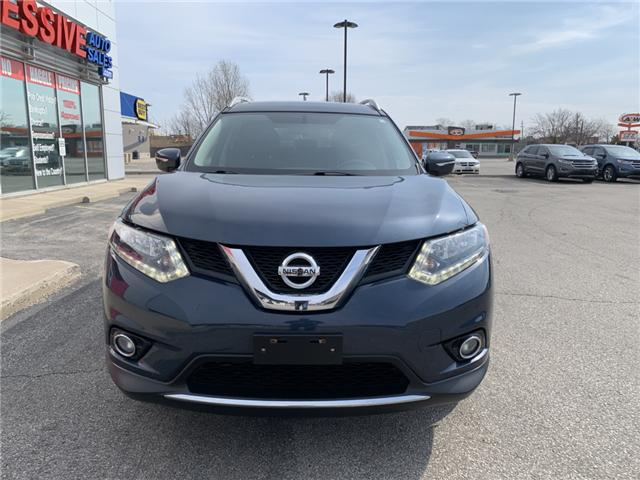 2015 Nissan Rogue SV (Stk: FC825218) in Sarnia - Image 2 of 25