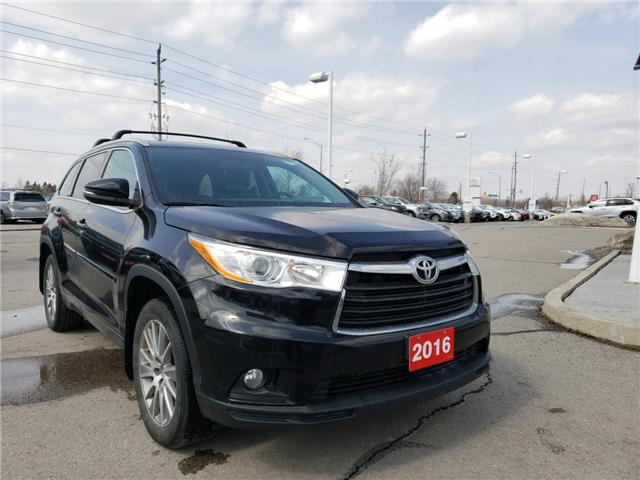 2016 Toyota Highlander XLE (Stk: P1722) in Whitchurch-Stouffville - Image 3 of 3