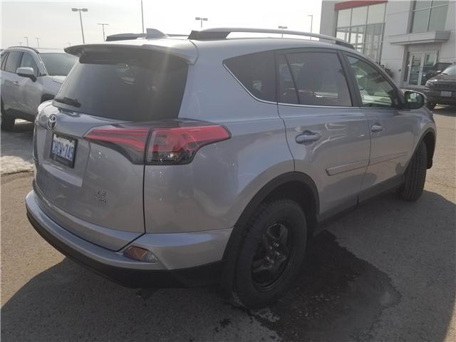 2018 Toyota RAV4 LE (Stk: 029E1273) in Ottawa - Image 5 of 21