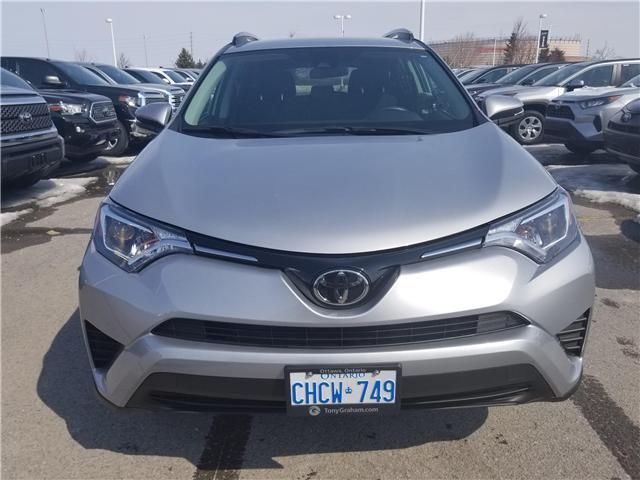 2018 Toyota RAV4 LE (Stk: 029E1273) in Ottawa - Image 8 of 21