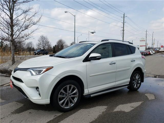 2017 Toyota RAV4 Limited (Stk: P1697) in Whitchurch-Stouffville - Image 2 of 6