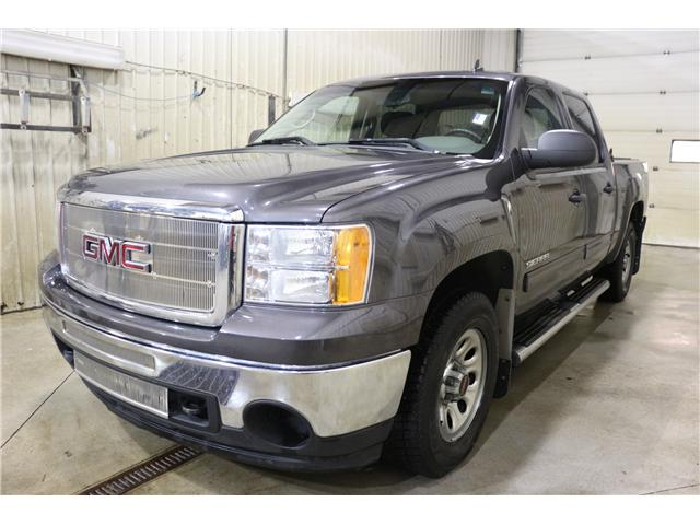 2011 GMC Sierra 1500 SL (Stk: JT115A) in Rocky Mountain House - Image 1 of 21