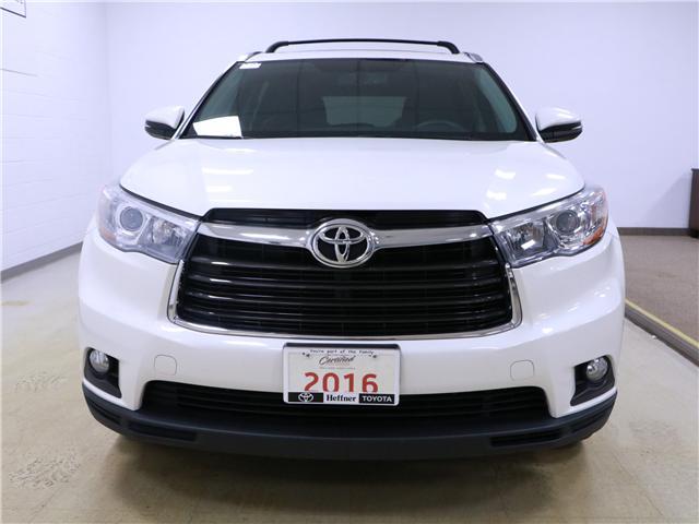 2016 Toyota Highlander Limited (Stk: 195172) in Kitchener - Image 22 of 30
