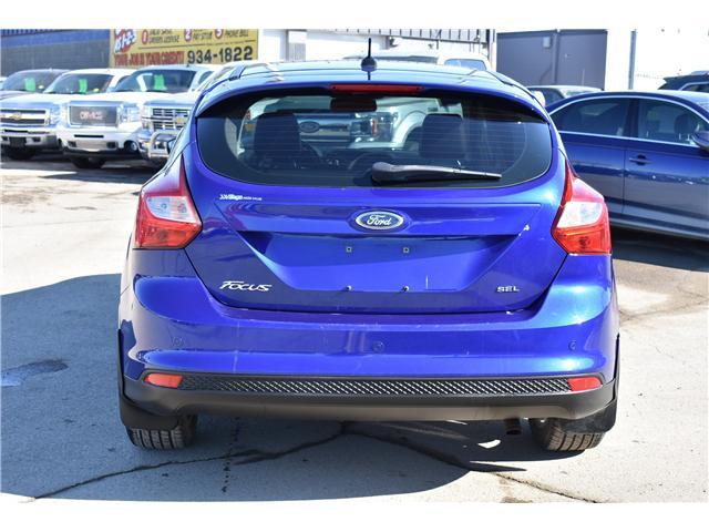 2012 Ford Focus SEL (Stk: P36236) in Saskatoon - Image 7 of 26