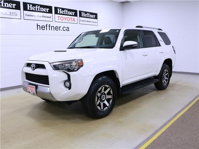 2018 Toyota 4Runner SR5 (Stk: 195190) in Kitchener - Image 1 of 31