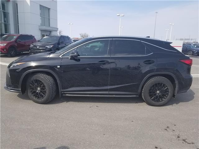 2017 Lexus RX 350 Base (Stk: 039E1276) in Ottawa - Image 2 of 24