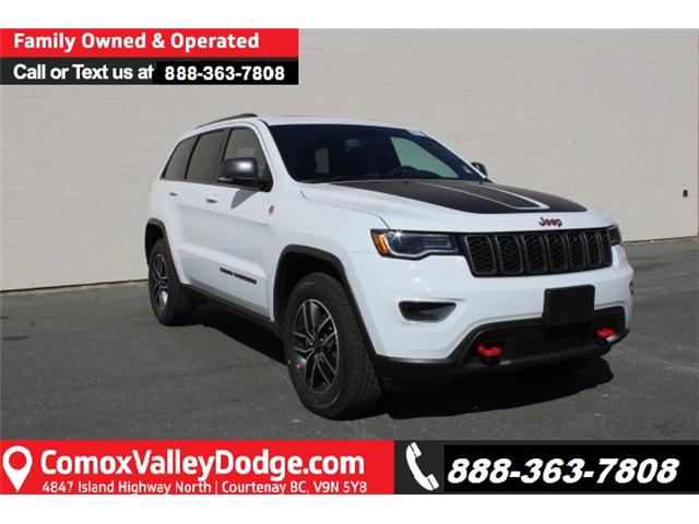 2019 Jeep Grand Cherokee Trailhawk (Stk: C679823) in Courtenay - Image 1 of 30