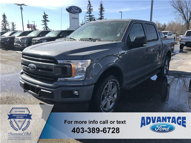 2019 Ford F-150 XLT (Stk: K-732) in Calgary - Image 1 of 5