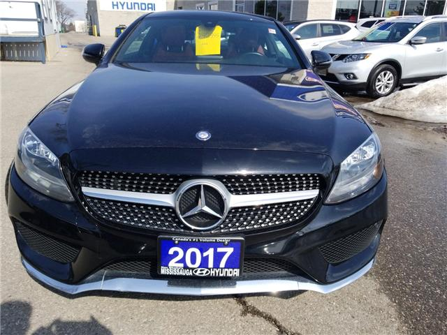 2017 Mercedes-Benz C-Class Base (Stk: OP10234) in Mississauga - Image 2 of 21