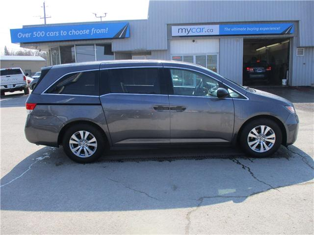2015 Honda Odyssey SE (Stk: 190293) in Kingston - Image 2 of 14