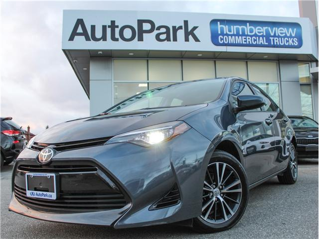 2018 Toyota Corolla LE (Stk: APR2964) in Mississauga - Image 1 of 25