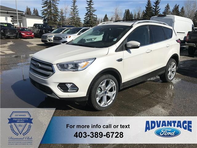 2019 Ford Escape Titanium (Stk: K-892) in Calgary - Image 1 of 6
