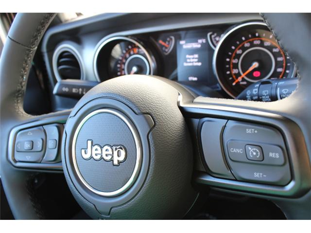 2019 Jeep Wrangler Unlimited Sport (Stk: W575023) in Courtenay - Image 14 of 30