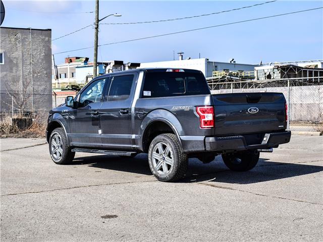 2019 Ford F-150 XLT (Stk: 19F1293) in St. Catharines - Image 4 of 22