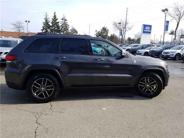 2017 Jeep Grand Cherokee Trailhawk (Stk: OP10243) in Mississauga - Image 4 of 25