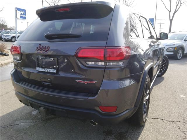 2017 Jeep Grand Cherokee Trailhawk (Stk: OP10243) in Mississauga - Image 5 of 25