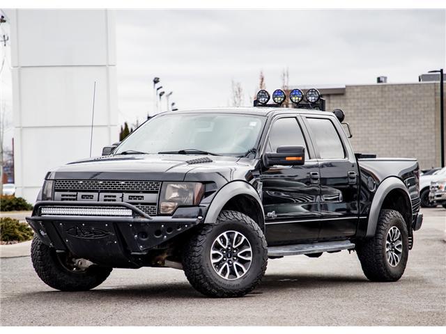 2012 Ford F-150 SVT Raptor (Stk: 802686) in  - Image 2 of 28