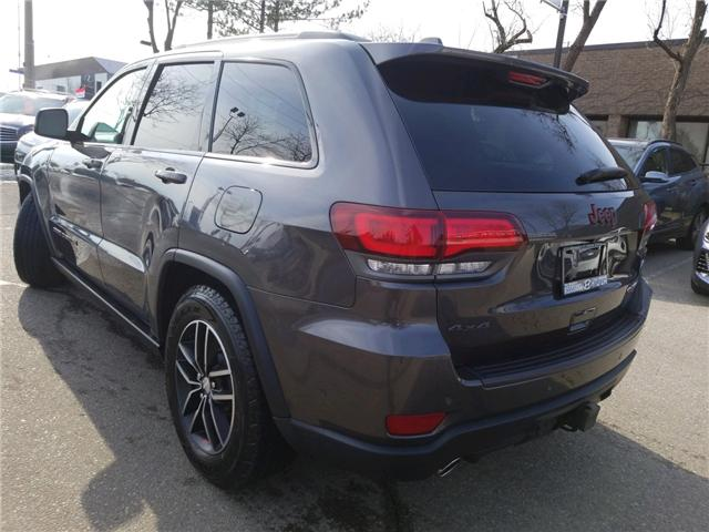 2017 Jeep Grand Cherokee Trailhawk (Stk: OP10243) in Mississauga - Image 7 of 25