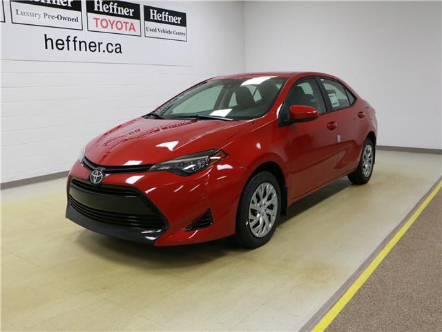 2019 Toyota Corolla LE (Stk: 190632) in Kitchener - Image 1 of 3