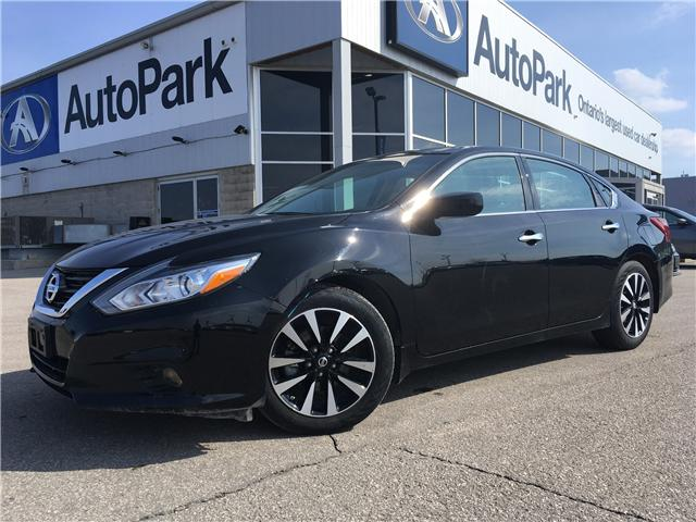 2018 Nissan Altima 2.5 SV (Stk: 18-85843RJB) in Barrie - Image 1 of 28