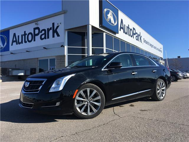 2017 Cadillac XTS Base (Stk: 17-15861RJB) in Barrie - Image 1 of 26